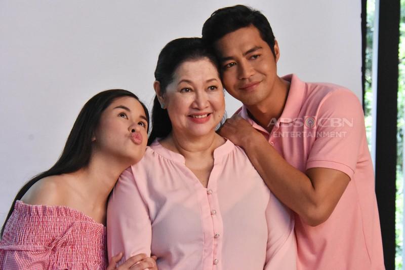 IN PHOTOS: Kilalanin ang Ilaban family sa inaabangang serye na Playhouse!