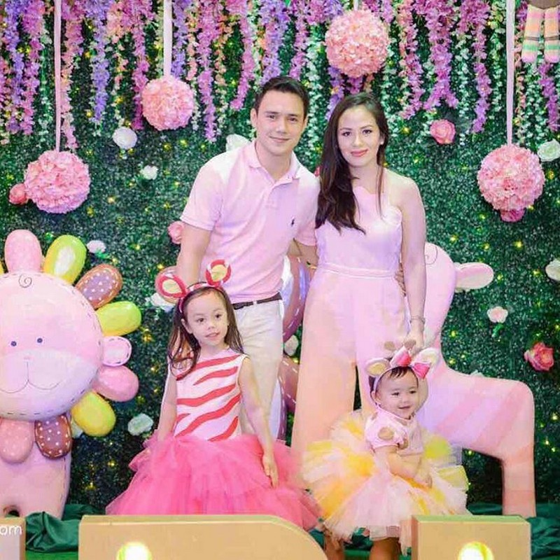 Beautiful family! Meet the special girls in Patrick Garcia's life