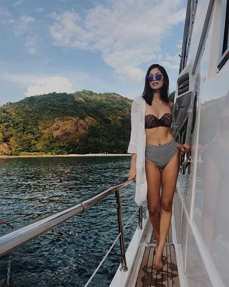 LOOK: These photos of Ariella Arida's bikini bod would make her your next fitspiration!