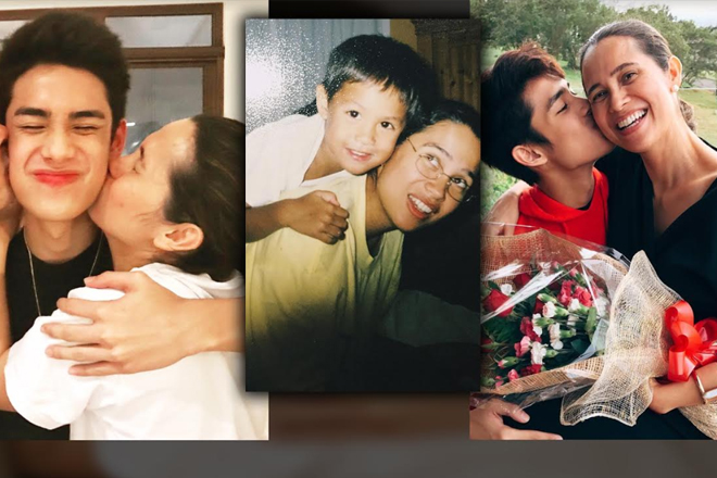 LOOK: 19 Photos of Donny Pangilinan with the special woman in his life!