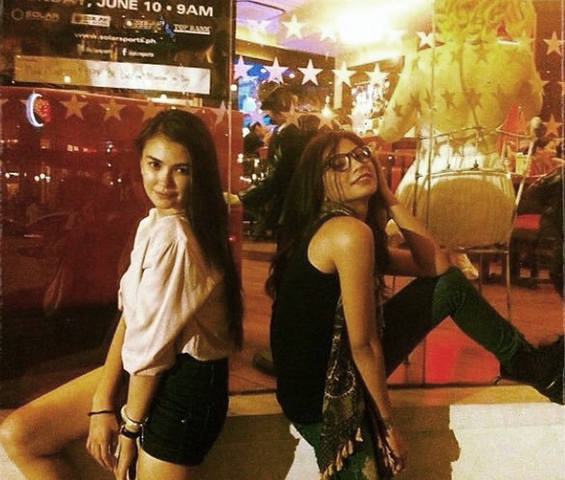 True friendship knows no boundaries! 30 Photos of Angelica Panganiban with her BFF Glaiza De Castro