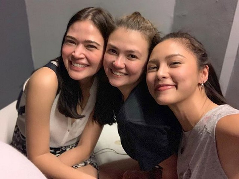 Is #AngBeki your friendship goals? Check out more bonding moments of this solid trio!
