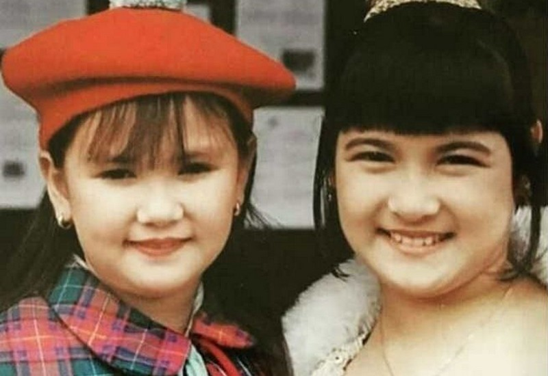 LOOK: Throwback photos of Angelica Panganiban showing her natural beauty!
