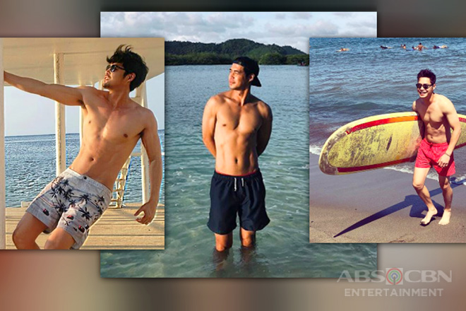 LOOK: These photos of Zanjoe Marudo proved he's our dream bae!