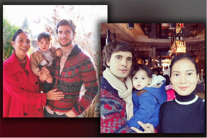 Meet Isabelle Daza's beautiful family in these 17 photos
