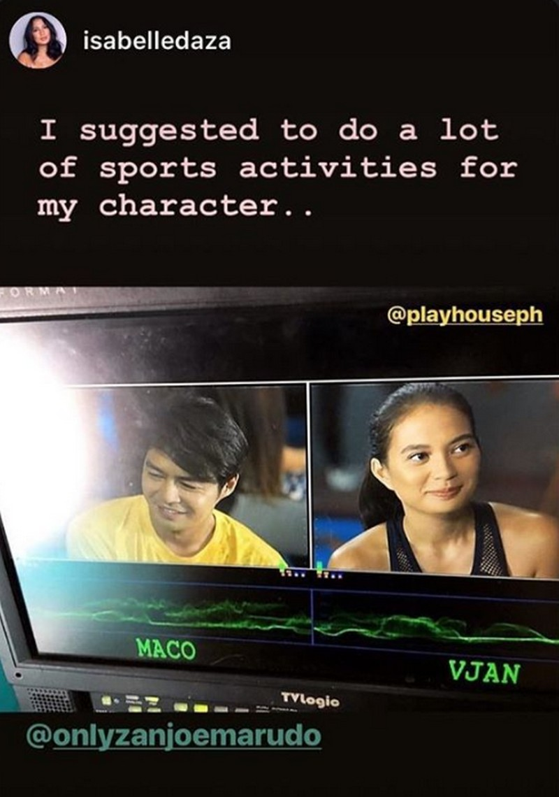 LOOK: Isabelle Daza joins the cast of Playhouse as Lea