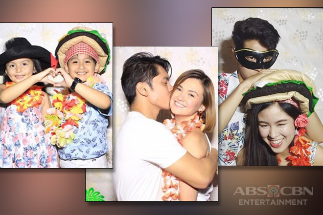 PHOTOS: Mga kaganapan sa birthday party ni Patty sa Playhouse!