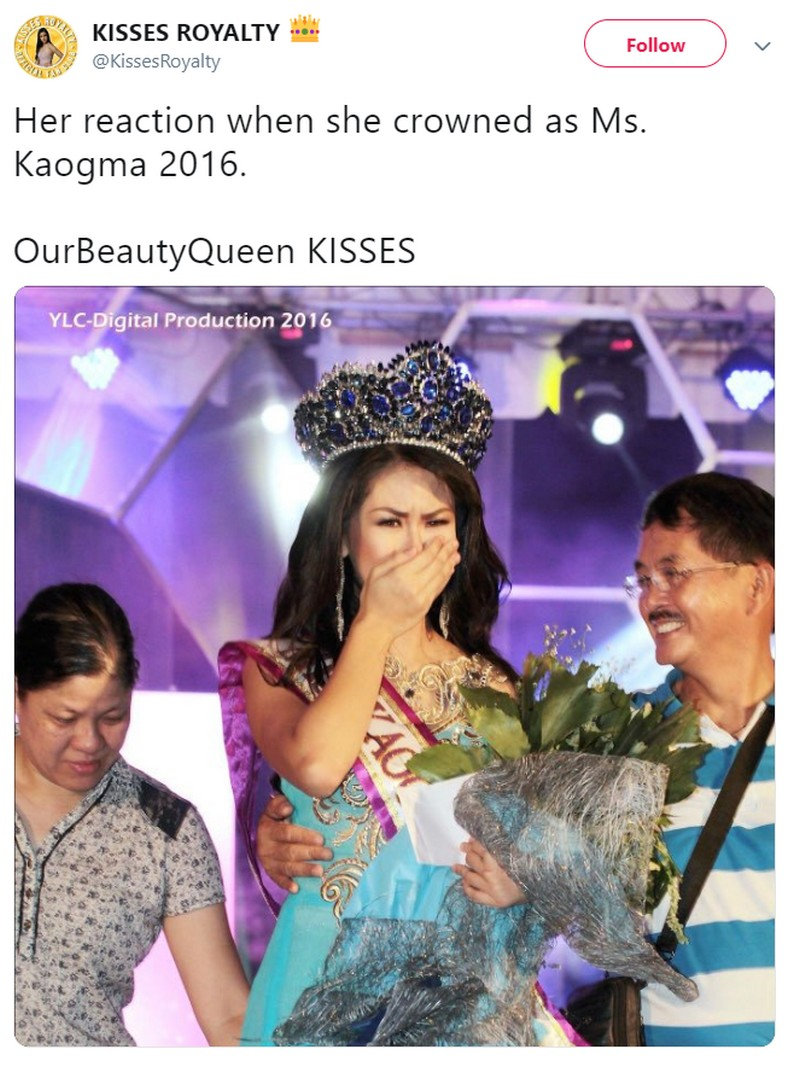 A future beauty queen? These photos of Kisses Delavin will make you want to see her in a national pageant someday!