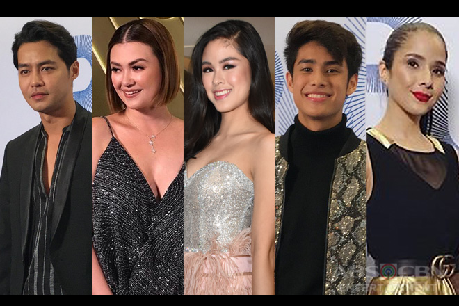 #PureMagic2019: Playhouse stars in their glittery and shiny ensembles