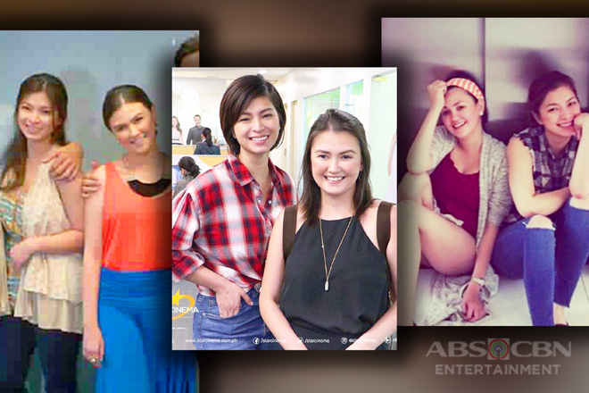 LOOK: The beautiful friendship of Angelica and Angel through the years!