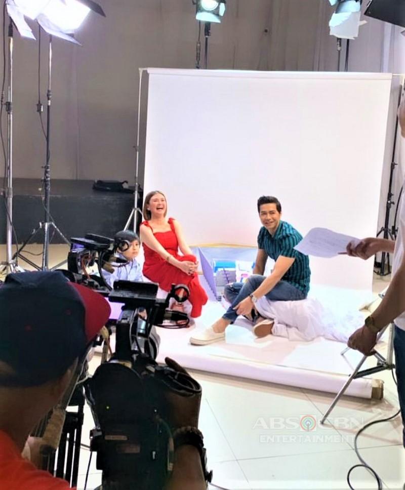 """BEHIND-THE-SCENES: Pasilip sa finale promo shoot ng Playhouse """"Finally Home"""""""