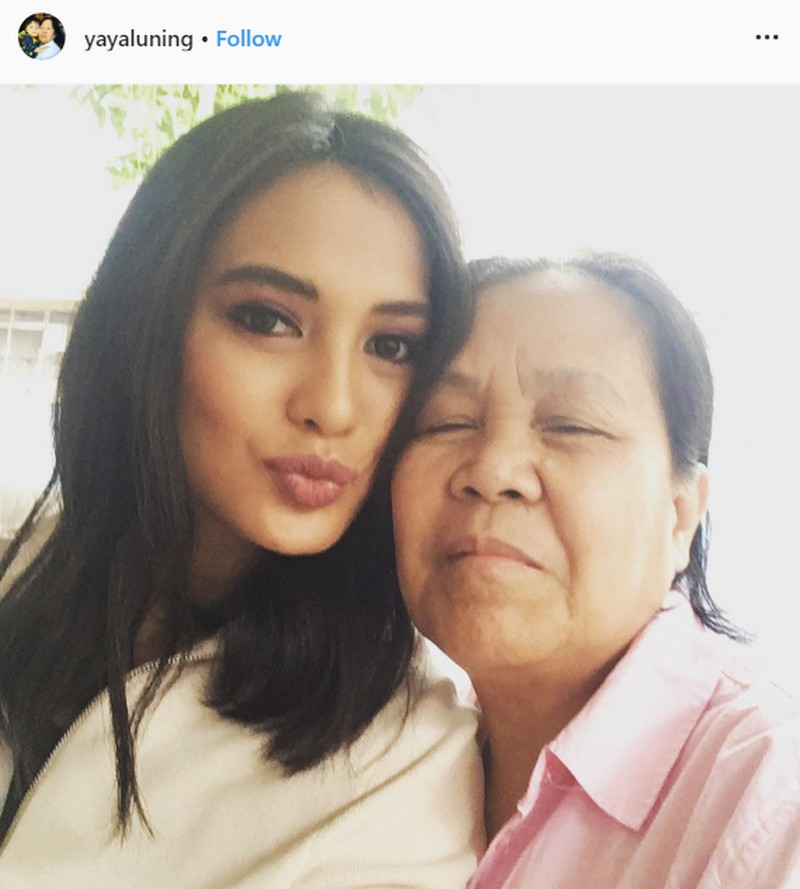 30 Photos of Isabelle Daza's moments with her adorable nanny and second mom Yaya Luning!