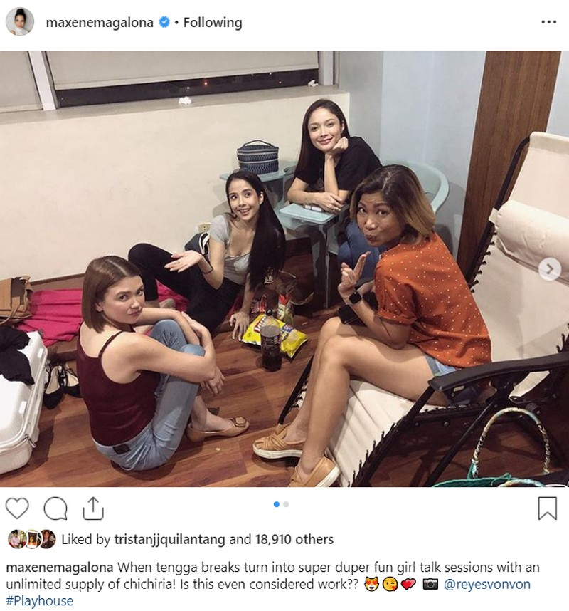 BEHIND-THE-SCENES: Playhouse' off-cam moments that will definitely make you miss their family!