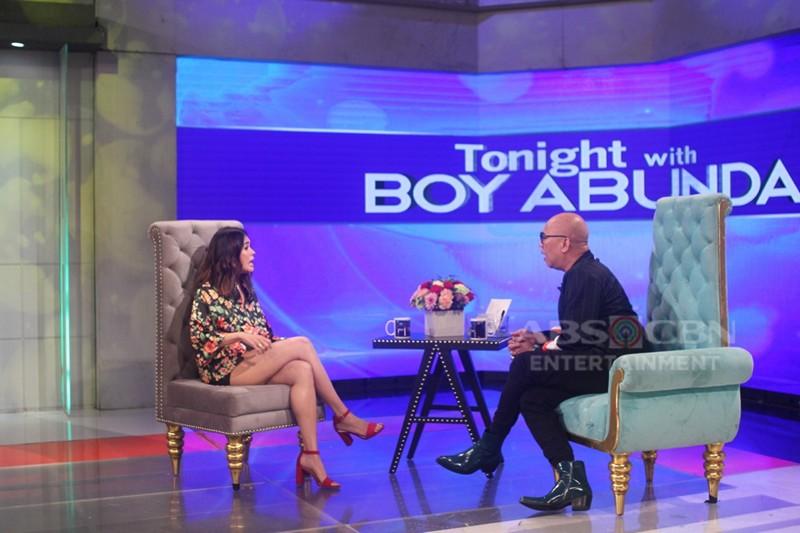 PHOTOS: Gelli De Belen on Tonight With Boy Abunda