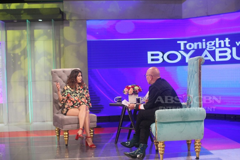 PHOTOS: Gelli De Belen on Tonight With Boy Abunda