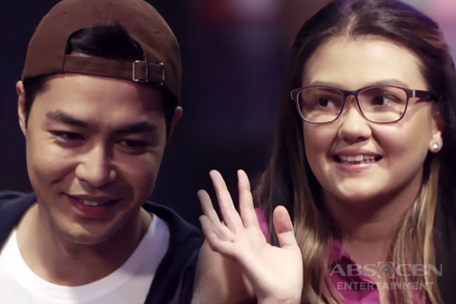 Angelica & Zanjoe showcase their delightful chemistry on the pilot episode of Playhouse