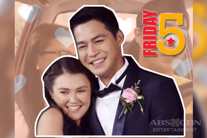 Friday 5: Marlon and Patty's 'kilig' journey to becoming a couple in Playhouse