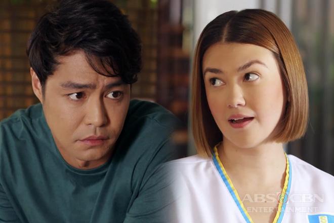 Playhouse: Ano kayang reaksyon ni Marlon sa natanggap na flowers ni Patty?