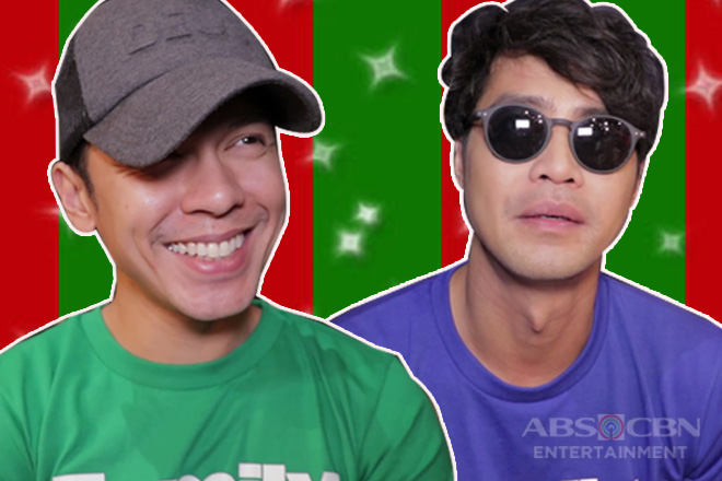 What Zanjoe Marudo and Carlo Aquino plan to do this Christmas