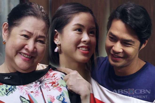 Playhouse: Marlon, sinuportahan si Lola Becca at Shiela sa kanilang date