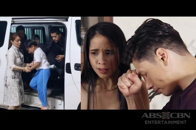 Playhouse: Mga tauhan nina Natalia at Peter, nagkamali ng batang na-kidnap