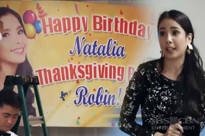 Playhouse: Natalia, naghanda ng party sa ospital
