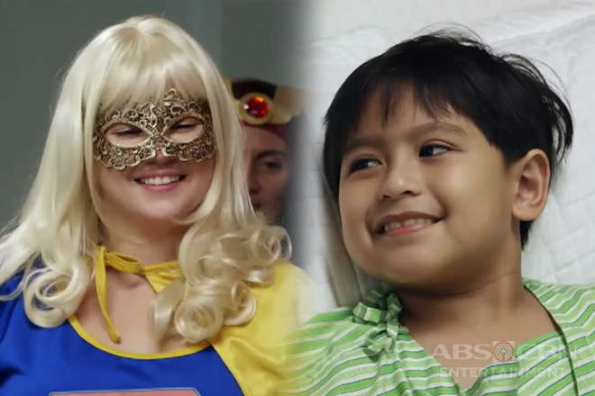 Playhouse: Patty, nagsuot ng superhero costume para makalapit kay Robin