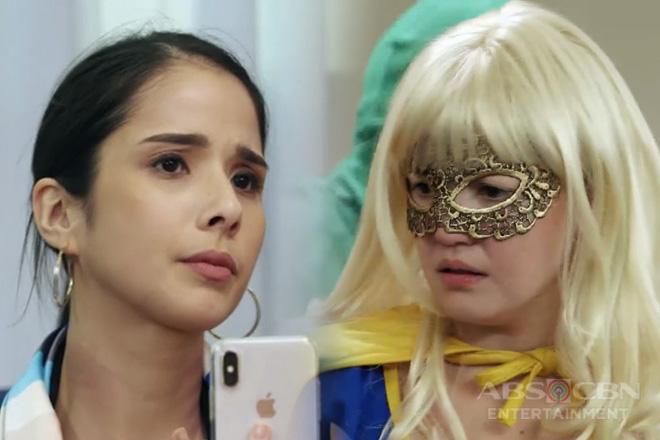 Playhouse: Natalia, nahuli sina Marlon at Patty na naka-disguise para makalapit kay Robin