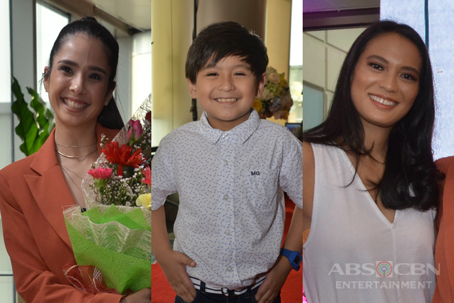 Maxene, Isabelle and JJ's top 3 favorite scenes in Playhouse Image Thumbnail